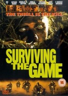 Surviving The Game - British DVD cover (xs thumbnail)