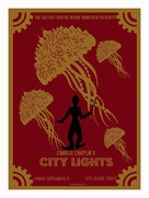 City Lights - Homage movie poster (xs thumbnail)