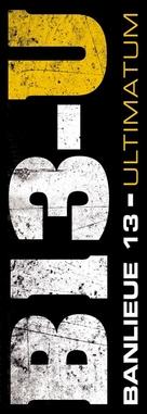 Banlieue 13 - Ultimatum - French Logo (xs thumbnail)