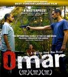 Omar - Blu-Ray movie cover (xs thumbnail)