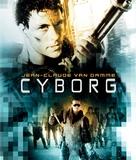 Cyborg - Blu-Ray cover (xs thumbnail)
