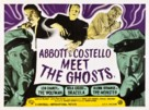 Bud Abbott Lou Costello Meet Frankenstein - British Movie Poster (xs thumbnail)