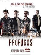 """Prófugos"" - Chilean Movie Poster (xs thumbnail)"