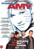 Chasing Amy - Danish DVD movie cover (xs thumbnail)