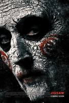 Jigsaw - British Movie Poster (xs thumbnail)