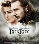 Rob Roy - French Blu-Ray cover (xs thumbnail)
