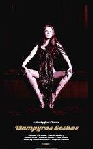 Vampiros lesbos - Movie Poster (xs thumbnail)