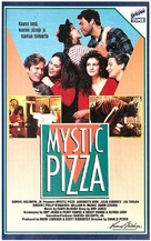 Mystic Pizza - Finnish VHS movie cover (xs thumbnail)