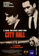 City Hall - Argentinian Movie Poster (xs thumbnail)