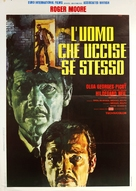 The Man Who Haunted Himself - Italian Movie Poster (xs thumbnail)