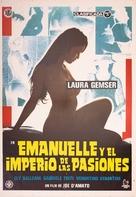 La via della prostituzione - Spanish Movie Poster (xs thumbnail)