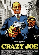 Crazy Joe - Italian Movie Poster (xs thumbnail)