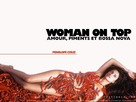 Woman on Top - French Movie Poster (xs thumbnail)