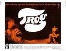 Trog - Theatrical movie poster (xs thumbnail)