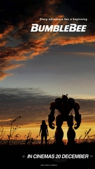Bumblebee - Malaysian Movie Poster (xs thumbnail)