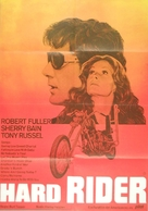 The Hard Ride - German Movie Poster (xs thumbnail)