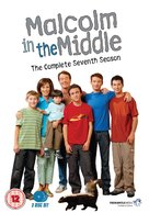 """Malcolm in the Middle"" - British DVD cover (xs thumbnail)"