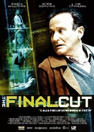 The Final Cut - Italian Movie Poster (xs thumbnail)