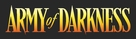 Army Of Darkness - Logo (xs thumbnail)