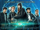 Max Winslow and the House of Secrets - British Movie Poster (xs thumbnail)