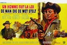 The Good Guys and the Bad Guys - Belgian Movie Poster (xs thumbnail)