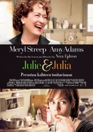 Julie & Julia - Finnish Movie Poster (xs thumbnail)
