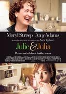 Julie & Julia - Finnish Movie Poster (xs thumbnail)