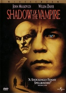 Shadow of the Vampire - DVD cover (xs thumbnail)