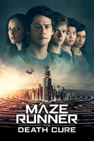 Maze Runner: The Death Cure - British Movie Cover (xs thumbnail)