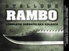 Rambo: First Blood Part II - Czech Blu-Ray cover (xs thumbnail)