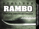 Rambo: First Blood Part II - Czech Blu-Ray movie cover (xs thumbnail)