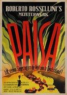 Paisà - German Movie Poster (xs thumbnail)