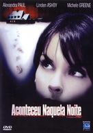 A Woman Hunted - Brazilian DVD movie cover (xs thumbnail)