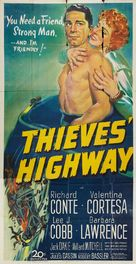 Thieves' Highway - Movie Poster (xs thumbnail)