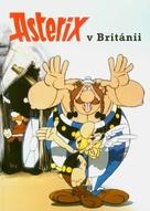 Astérix chez les Bretons - Czech DVD cover (xs thumbnail)