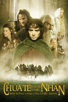 The Lord of the Rings: The Fellowship of the Ring - Vietnamese Movie Poster (xs thumbnail)