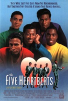 The Five Heartbeats - poster (xs thumbnail)