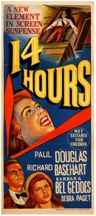 Fourteen Hours - Australian Movie Poster (xs thumbnail)