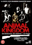 Animal Kingdom - British DVD cover (xs thumbnail)