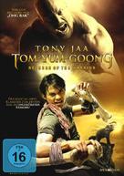 Tom Yum Goong - German Movie Cover (xs thumbnail)