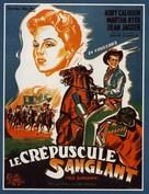 Red Sundown - Belgian Movie Poster (xs thumbnail)