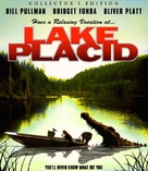 Lake Placid - Blu-Ray cover (xs thumbnail)