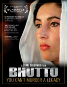 Benazir Bhutto - Movie Poster (xs thumbnail)