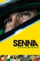 Senna - DVD cover (xs thumbnail)