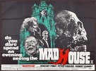 Madhouse - British Movie Poster (xs thumbnail)