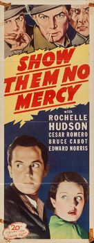 Show Them No Mercy! - Re-release poster (xs thumbnail)