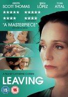 Partir - British Movie Cover (xs thumbnail)