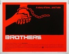 Brothers - British Movie Poster (xs thumbnail)
