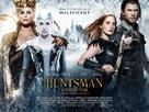 The Huntsman - British Movie Poster (xs thumbnail)