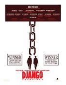 Django Unchained - For your consideration poster (xs thumbnail)
